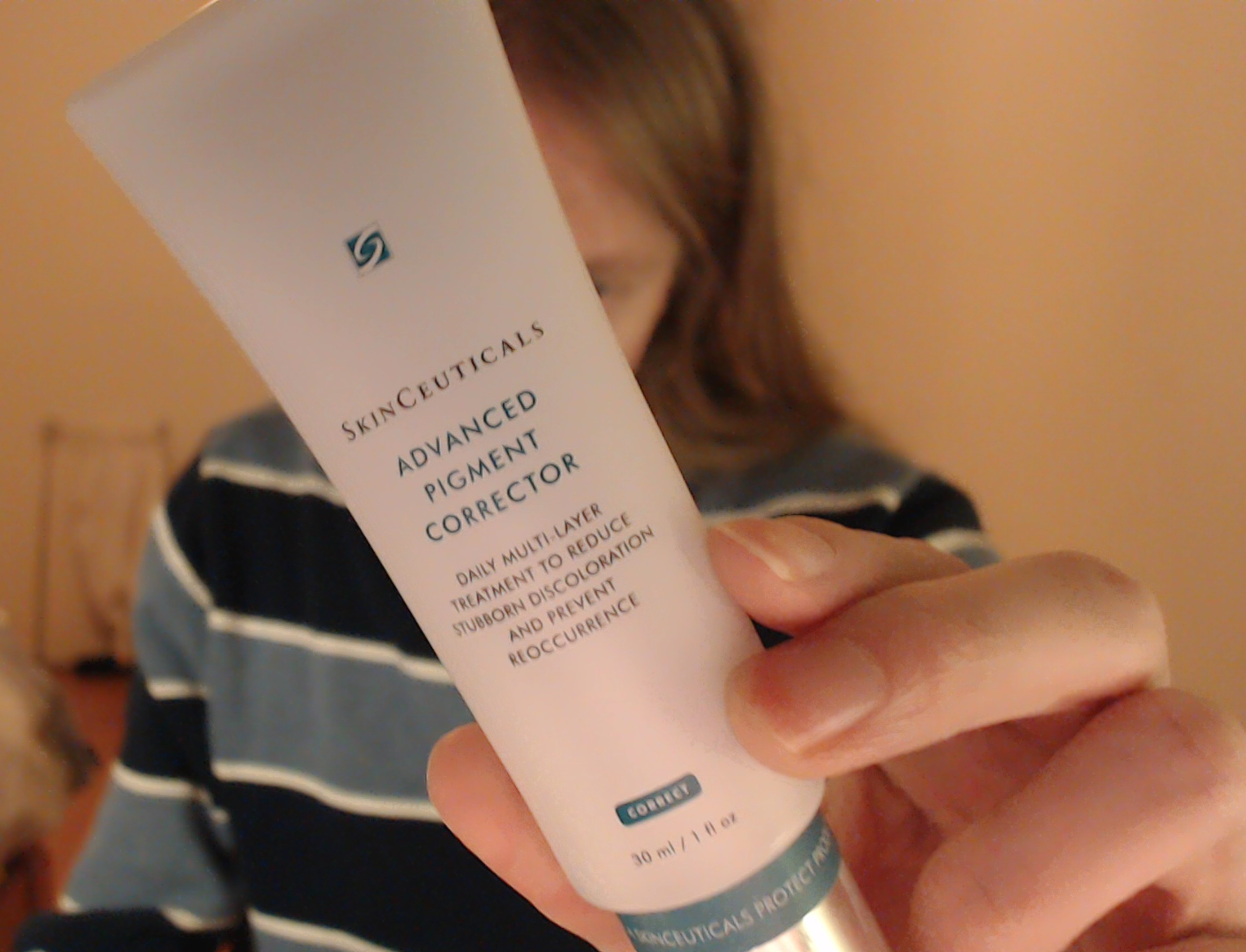 skinceuticals advanced pigment corrector review