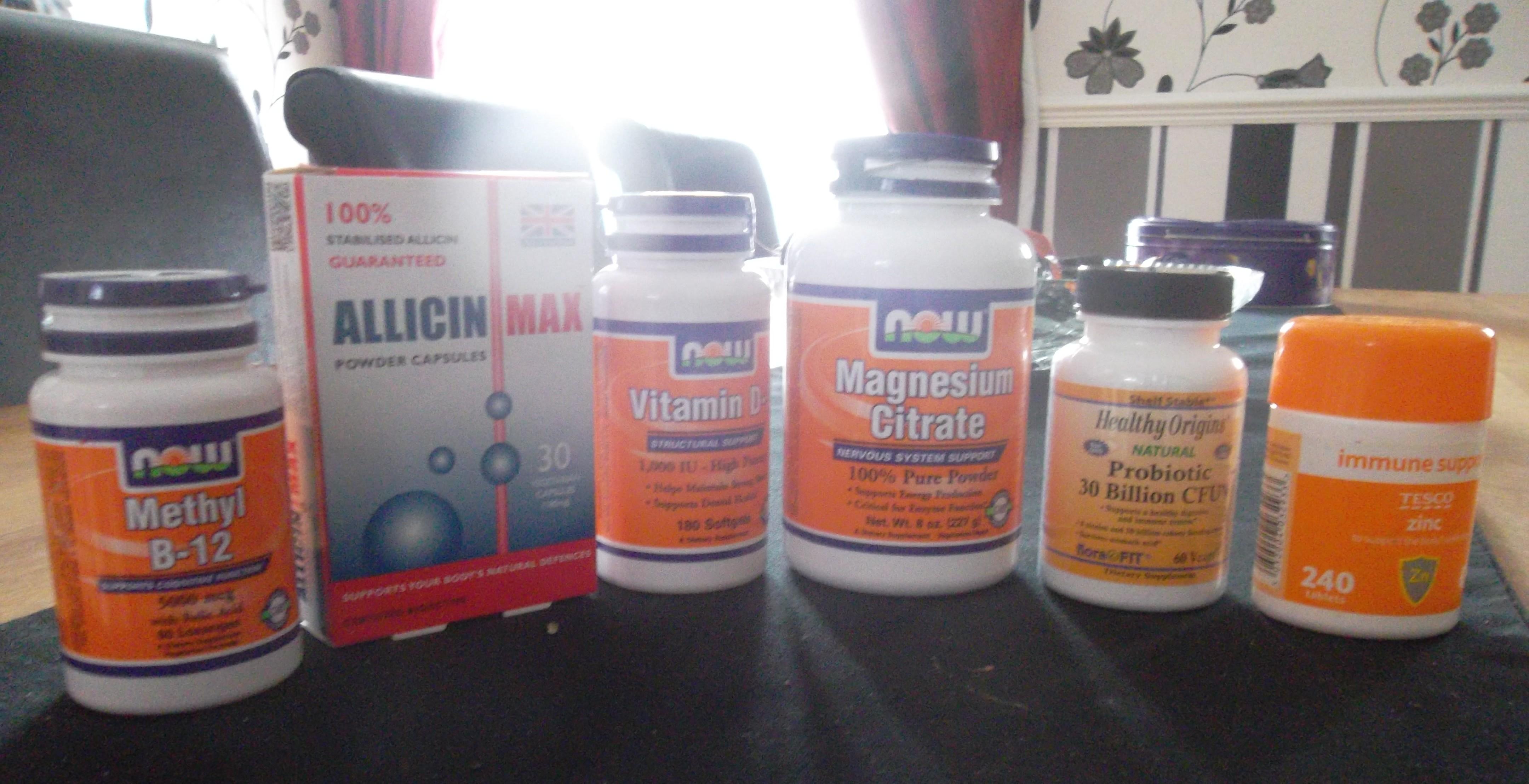 Calorie Restriction Supplements