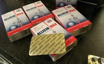 Allicin max review