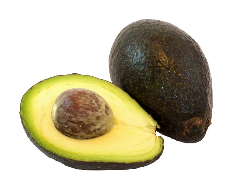 avocado contain healthy fats to improve skin health