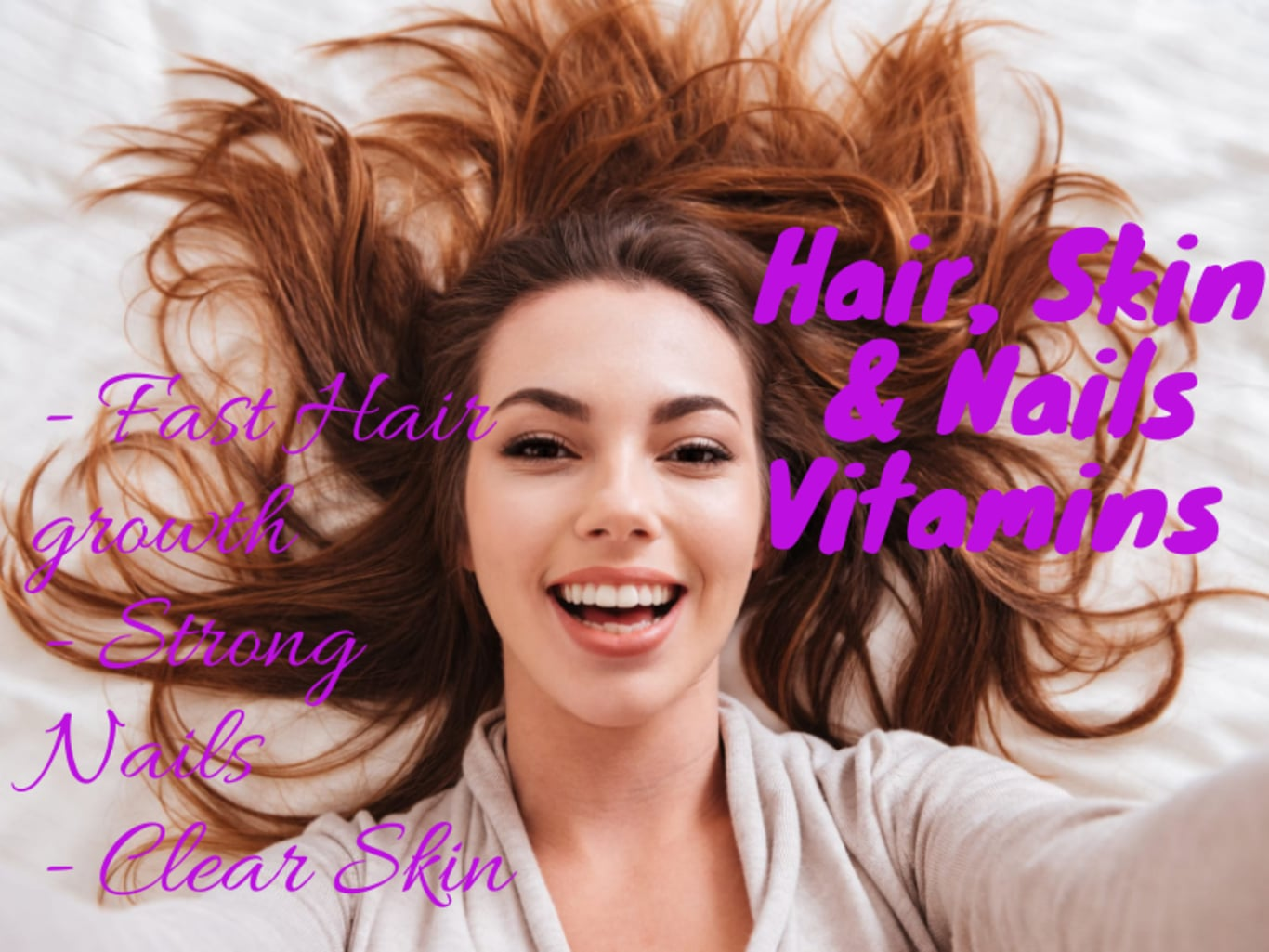 best hair, skin, nail vitamins without gelatin